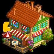 Blue Sea Cafe-icon