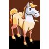 Candy Corn Stallion-icon