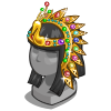 Peacock Crown-icon