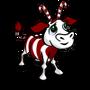 Candy Cane Calf-icon