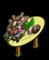 Cocoa Truffle Tree Mastery Sign-icon