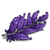 Curly Magic Feather-icon