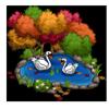 Fall Swan Lake-icon