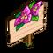 Fuchsia Bougainvillea Mastery Sign-icon