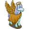 Gold Angel Horse-icon