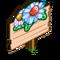 Gumdrop Daisy Mastery Sign-icon