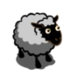 Light Gray Ewe-icon
