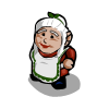 Mrs. Claus Gnome-icon