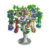 Potion Bottle Tree-icon