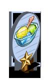 Sea Melon Sorbet 1 Star Mastery Sign-icon