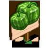 Square Melon Mastery Sign-icon
