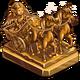 Warrior of Pompeii Statue-icon