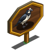 Acorn Woodpecker Mastery Sign-icon