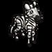 Baby Zebra-icon