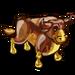 Blown Glass Bull-icon