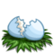 Blue Baby Bunny Eggs Stage 9-icon