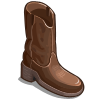 Cowboy Leather Boots-icon