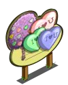 Giant Heart Candy Mastery Sign-icon