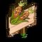 Multi Color Corn Mastery Sign-icon