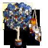 Nutcracker Tree-icon