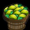 Avocado Squash Bushel-icon