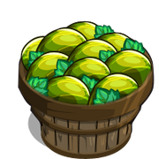 Avocado Squash Bushel-icon