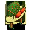 Blood Orange Tree Mastery Sign-icon
