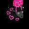 Neon Hearts Sheep-icon