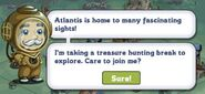 Atlantis Chapter 6 Quest Notification