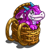 Baby Dragon Basket-icon