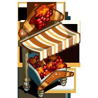 Late Harvest Shiraz Grape Stall-icon