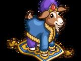 Magic Carpet Goat