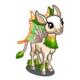 Pumpkin Fairy Fawn-icon
