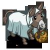 Trick or Treat Donkey-icon