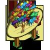 Animal Balloon Tree Mastery Sign-icon