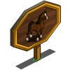 Arabian Stallion Mastery Sign-icon