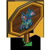 Blue Sugar Dragon Mastery Sign-icon