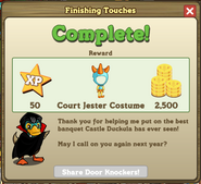 Finishing Touches (Duckula)-COMPLETE