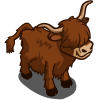 Highland Cow-icon