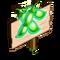 Hollybright Snow Peas Mastery Sign-icon