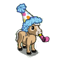 Mini Party Horse-icon