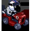 Racer Sheep-icon