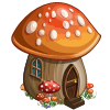 Toadstool House-icon