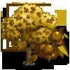 Yellow Rowan Tree-icon