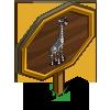 Zebra Giraffe Mastery Sign-icon