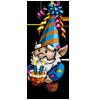 Birthday Gnome-icon