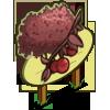 Cherry Plum Tree Mastery Sign-icon