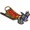 Dog Sled-icon