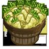 Horseradish Bushel-icon