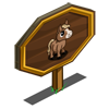Miniature Foal Mastery Sign-icon